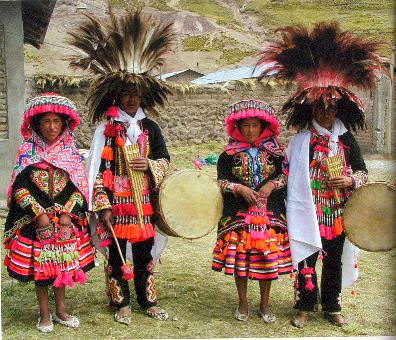 Inca and Hmong: Similarities are SUPER striking!!