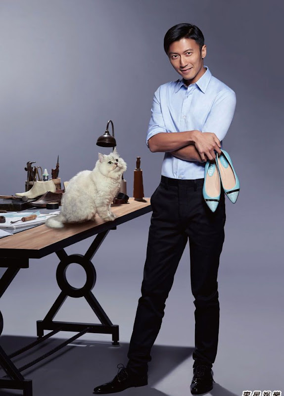 Nicholas Tse / Xie Ting Feng China Actor