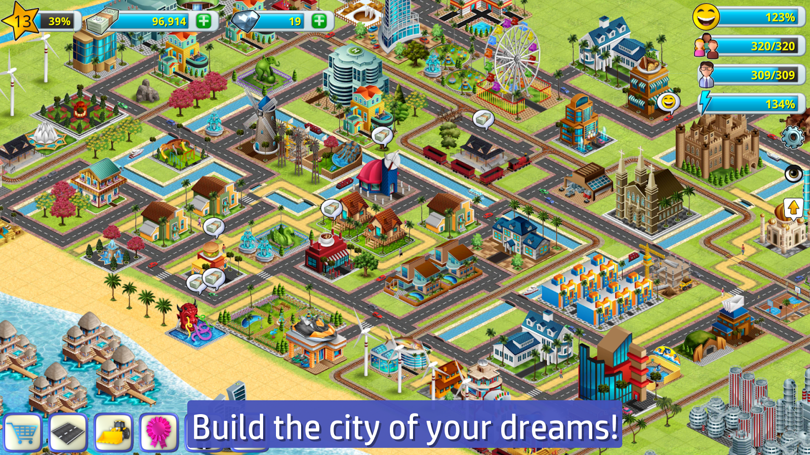 Village City - Island Sim 2 - Android Apps on Google Play