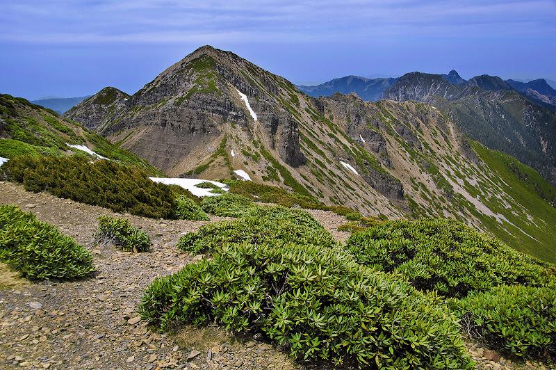 三六九山莊海拔3100M雪霸國家公園內距雪山7.1KM