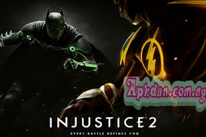 Injustice 2 v1.8.0 Full Mod Apk+Obb For Android