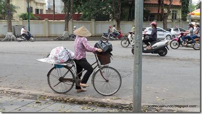Hanoi. Flashes callejeros