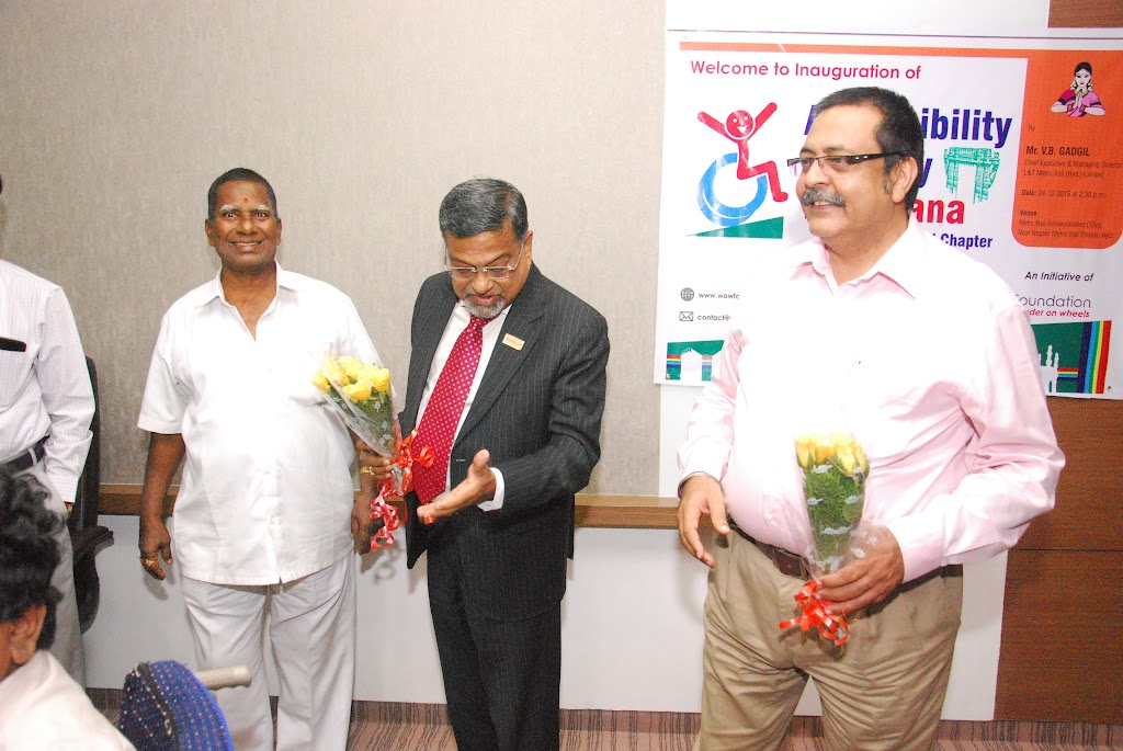 Launching of Accessibility Friendly Telangana, Hyderabad Chapter - DSC_1277.JPG