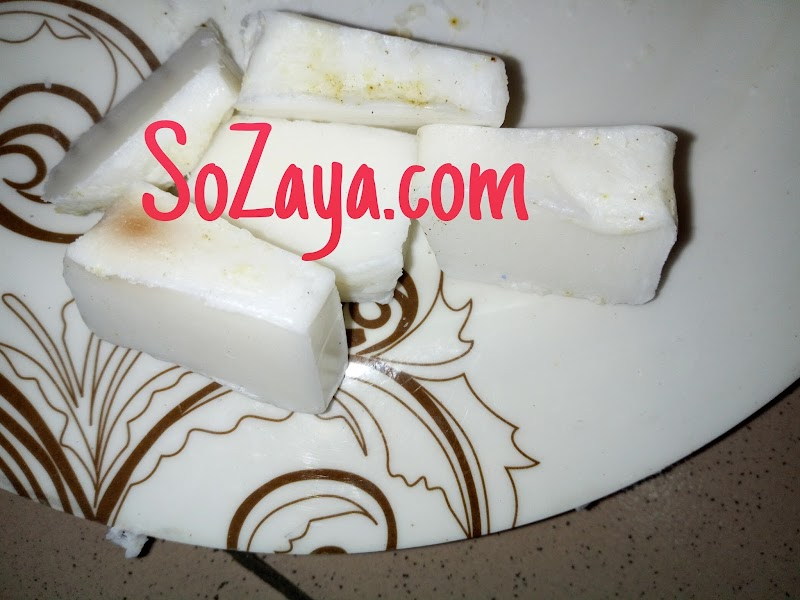 HOW TO MAKE ORGANIC WHITENING/TREATMENT SOAP