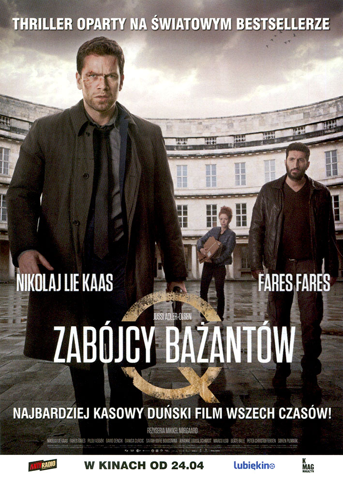Ulotka filmu 'Zabójcy Bażantów (przód)'