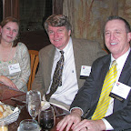 Ann Benzon, Walter Scherr, Lamar Lloyd 2006.jpg