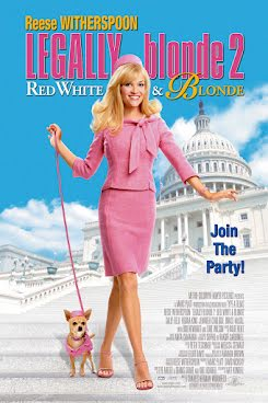 Una rubia muy legal 2 - Legally Blonde 2: Red, White & Blonde (2003)