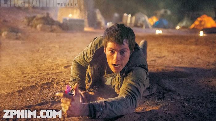 Ảnh trong phim Giải Mã Mê Cung: Thử Nghiệm Đất Cháy - Maze Runner: The Scorch Trials 1