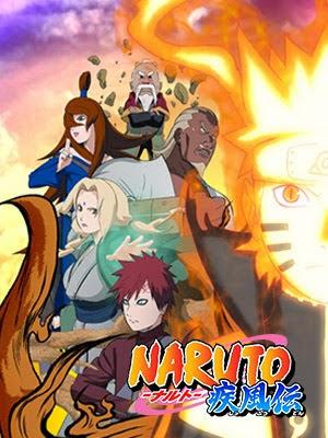Naruto Shippuden 446 [BRRip 720p] [Sub Español] [1 Link] [MEGA]