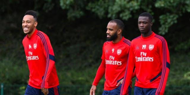 Nicolas Pepe makes Pierre-Emerick Aubameyang & Alexandre Lacazette plea to Unai Emery