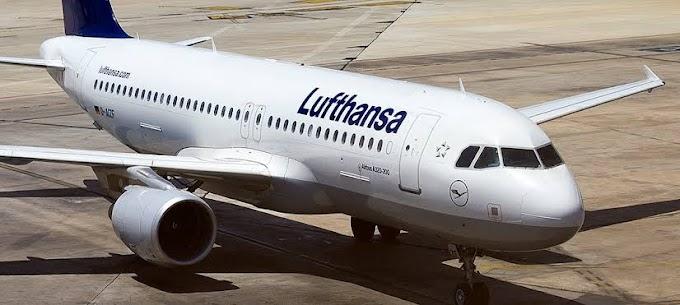 Lufthansa habilita un nuevo vuelo especial Argel-Frankfurt. El vuelo está abierto a nacionales españoles