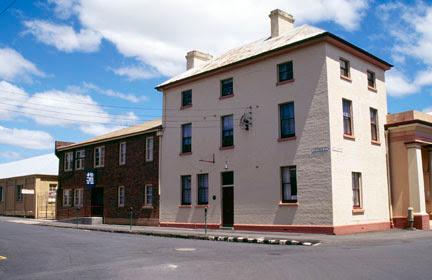 Penitentiary Remnant Buildings, 2 George St, Launceston