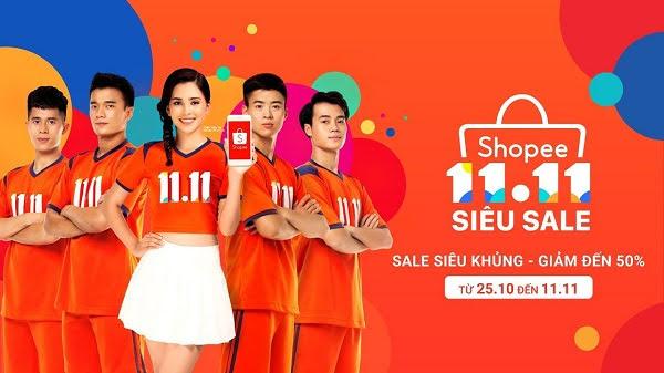 Shopee sàn Thương mại điện tử số 1 Việt Nam 2019