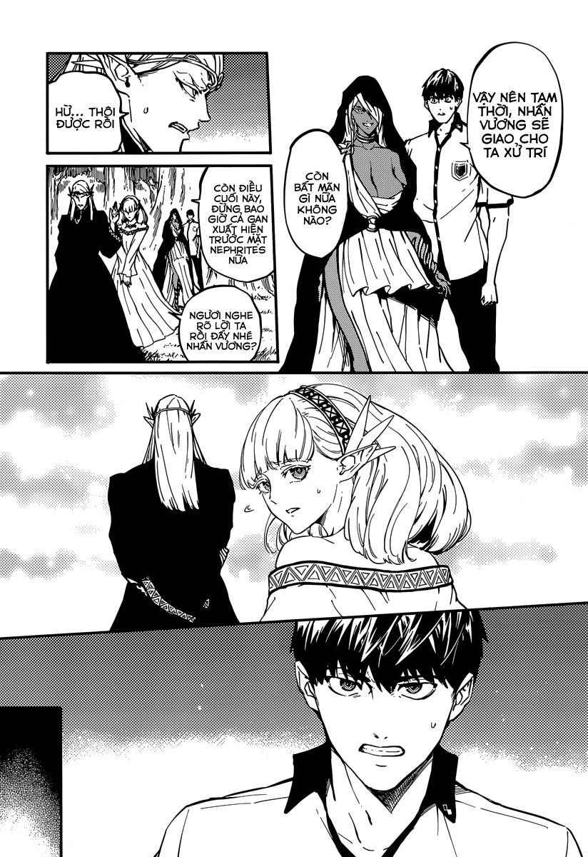 Kekkon Yubiwa Monogatari chap 8 page 9 - IZTruyenTranh.com