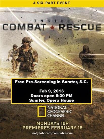 Inside Combat Rescue - Lực lượng giải cứu