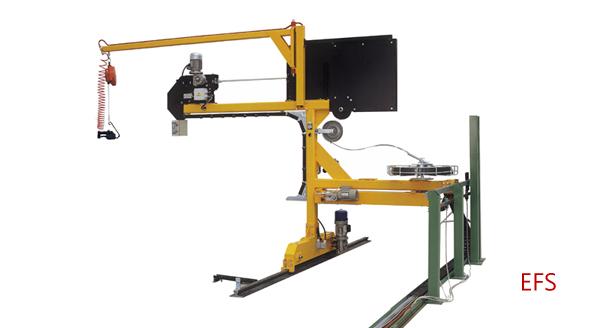 半自動鋼帶穿帶機EFS