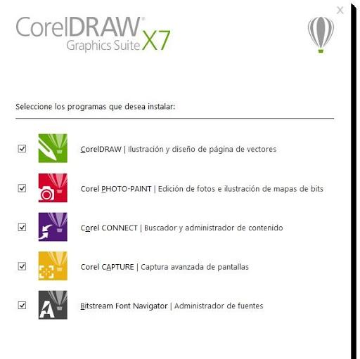 Descargar CorelDRAW Graphics Suite X7 17.6.0.1021[Español,full,x32 y 64 bit,Diseño Gráfico,UL crack]