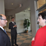 U of A System President Dr. Donald Bobbitt Visit - DSC_0271.JPG