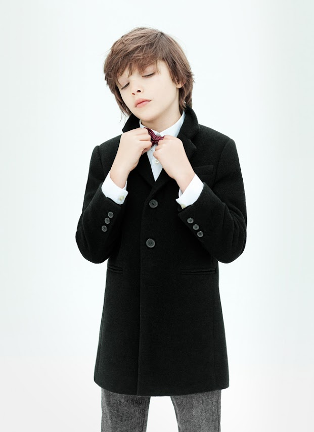*ZARA Kids 2012-13A/W :大人系童裝! 2