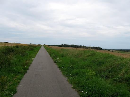 ścieżka rowerowa puck - krokowa