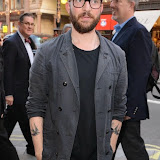 WWW.ENTSIMAGES.COM -   Jamie Lloyd   arriving at          FORBIDDEN BROADWAY - Press Night at Vaudeville Theatre London September 15th 2014Phillip George directs return of Gerard Akessandrini's comedy revue which, when it was first performed in New York, poked fun at a range of Broadway stars including Whoopi Goldberg and Elaine Paige.                                             Photo Mobis Photos/OIC 0203 174 1069
