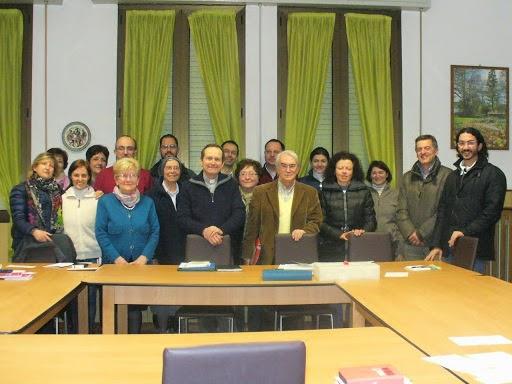 Consiglio pastorale parrocchiale 2010-2014