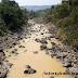Warga Cibadak Keluhkan Sungai Cicatih Keruh Kecoklatan