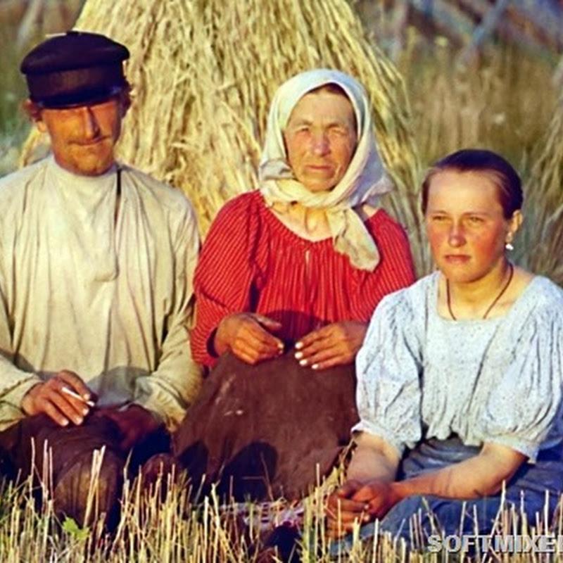 Как появились русские отчества и фамилии