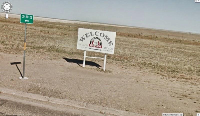 Route 66 : parcours d'un mythe américain. - Page 11 Adrian%252520texas%2525201