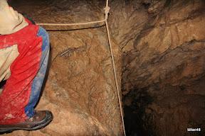Takoj za Kopalnico je 8m stopničk in čez 25m je znameniti Bučalnik, ki je bil prva ključna točka tega jamskega sistema. http://www.pdtolmin.si/index.php?option=com_datsogallery&Itemid=38&func=viewcategory&catid=51