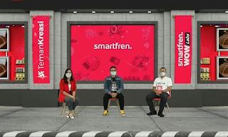 Aska & Didik Leader Smartfren Community