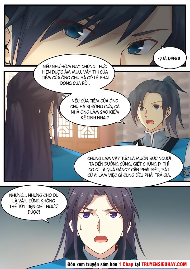 Võ Luyện Đỉnh Phong Chap 17 - Next Chap 18 image 4