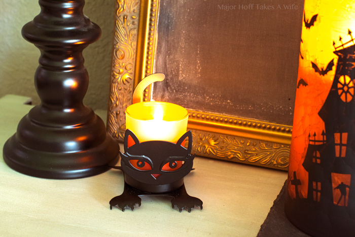 Halloween Silhouettes by Yankee Candle