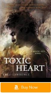 Dystopian novels: Toxic heart