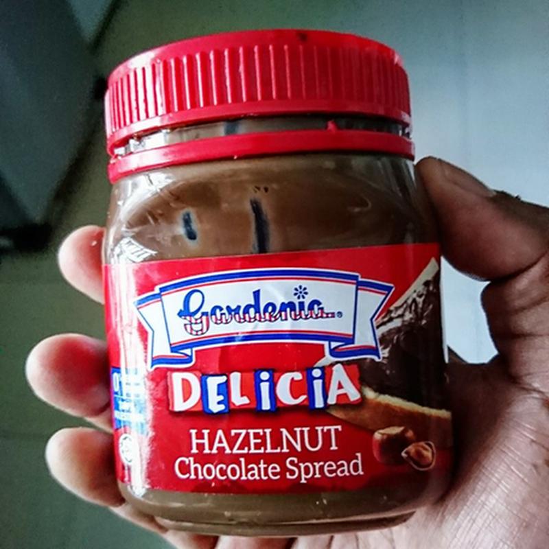 Gardenia Delicia Hazelnut lebih sedap dari Nutella !