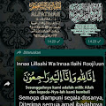 "Hukum Kirim Stiker "" Inna Lillahi atau Copas Al-Fatihah "" Atau Doa - Doa Untuk Orang Yang Sudah Meninggal"