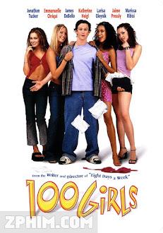 100 Cô Gái - 100 Girls (2000) Poster