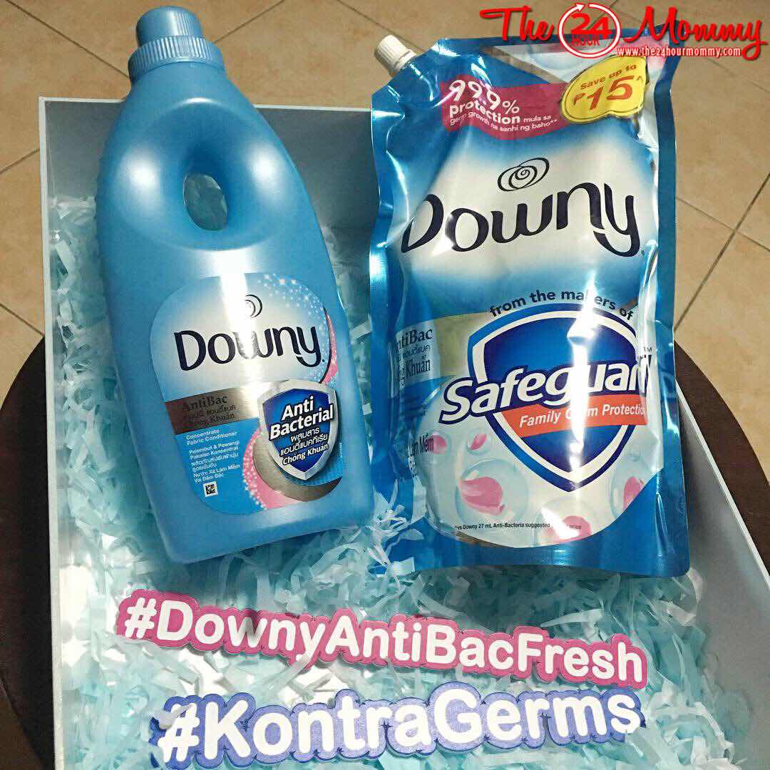 Downy AntiBac Fresh Kontra Germs