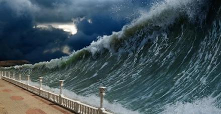 Τσουνάμι : Η τεράστια υδάτινη δύναμη των θαλασσών και των ωκεανών - Πόσα έχουν καταγραφεί στον Ελλαδικό χώρο;