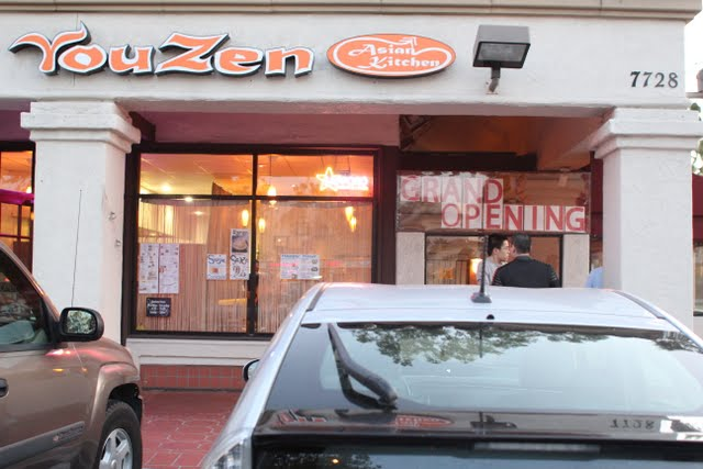 You Zen Asian Kitchen
