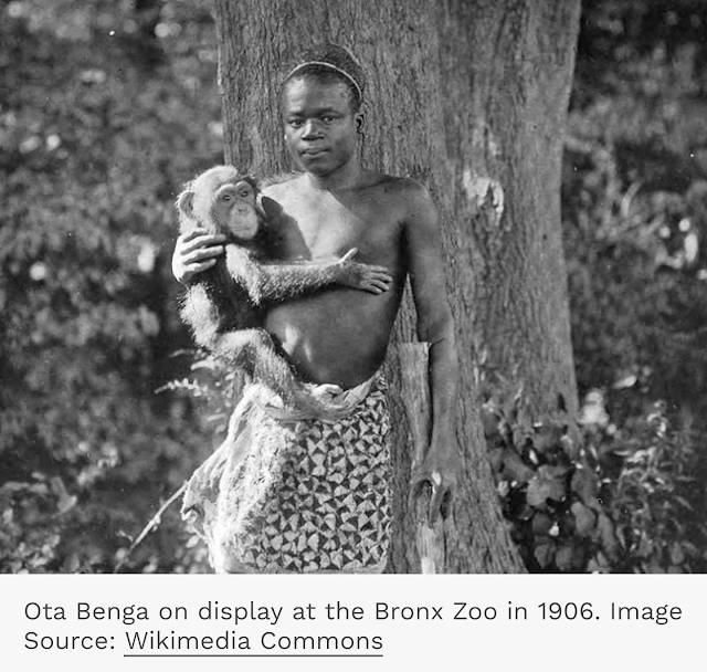 The Tragic Story Of Ota Bengas Life Caged In A Human Zoo