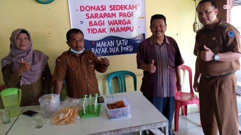 Camat Payakumbuh Timur Inisiasi Program Bantuan Warga Kurang Mampu