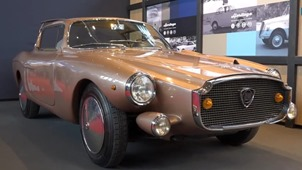 Lancia Flaminia Loraymo 1960