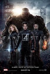 The Fantastic Four - Bộ tứ siêu đẳng 2015