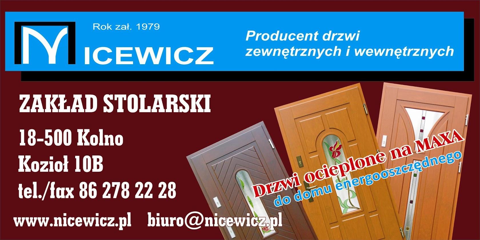 NICEWICZ Zakład Stolarski