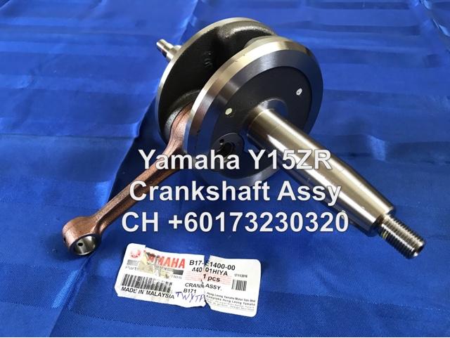 CH Motorcycle Store: Yamaha Y15ZR Crankshaft Assy