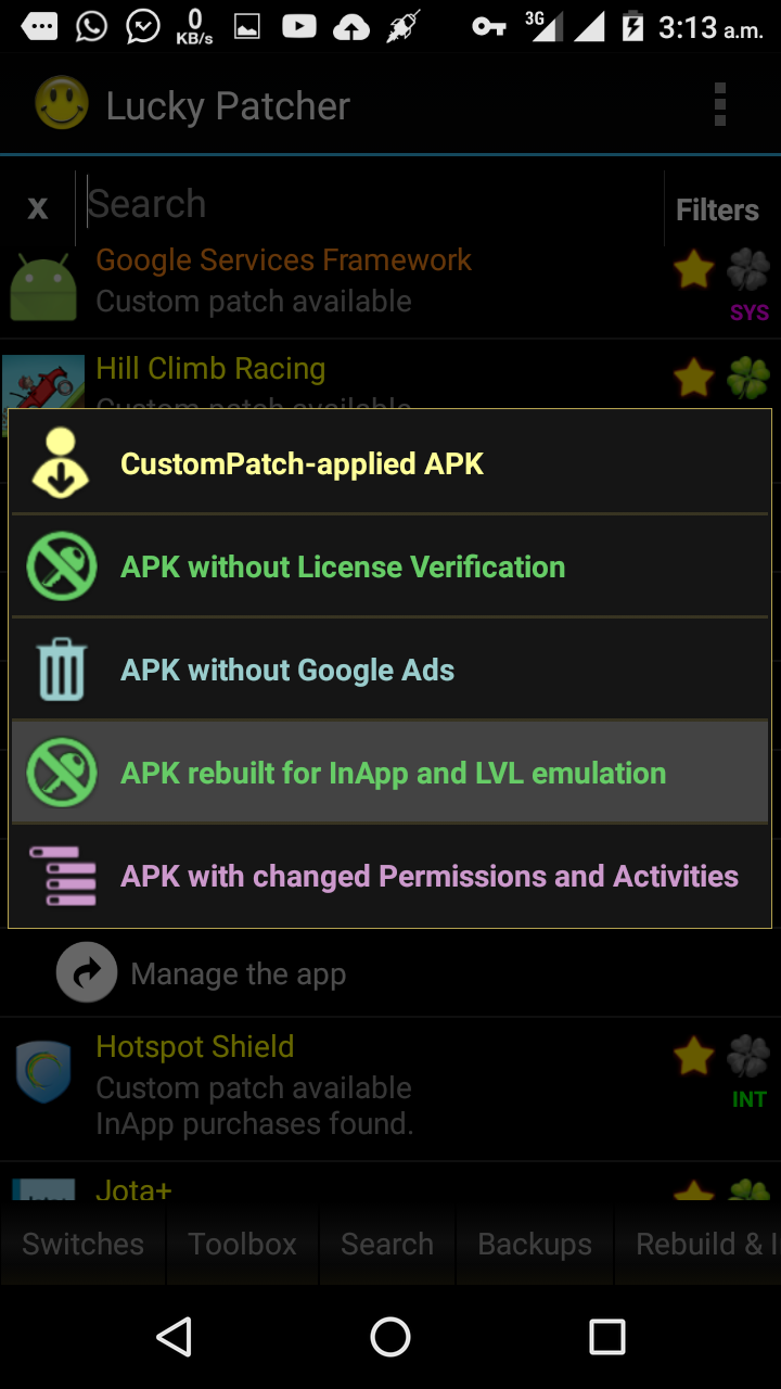 Hack app data apk download no root | Download Cheat Engine (No Root
