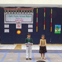 2012-12-15 Talent Show Class-I