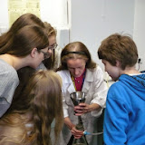 Wycieczka edukacyjna na Wydział Biologii UAM, 2014-03-19