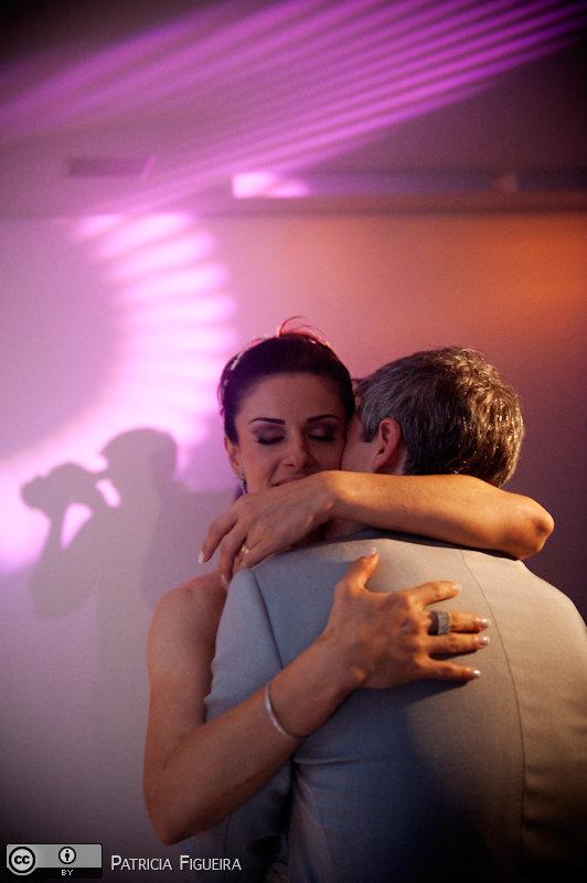 Foto de casamento 1301 de Karina e Luiz. Marcações: 30/10/2010, Casamento Karina e Luiz, Rio de Janeiro.